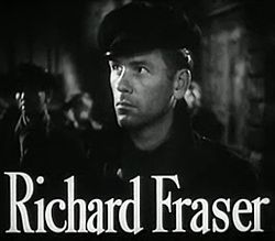Richard Fraser in The Picture of Dorian Gray trailer