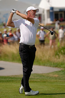 Richard Green (golfer) Australian professional golfer