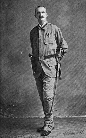Richard Henry Savage - Savage in the 1890s