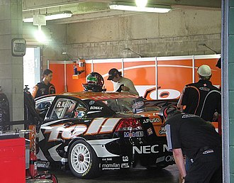 2006 V8 Supercar Championship Series - 2006 Drivers Champion Rick Kelly, pictured in 2007
