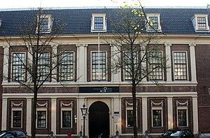 Rijksmuseum van Oudheden - The Dutch National Museum of Antiquities at Leiden.