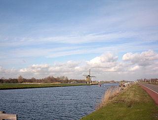 Ringvaart Ringvaart of the Haarlemmermeer Polder