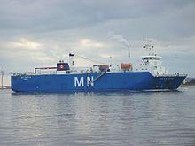 Armateur de france transport maritime