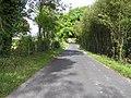 Road at Donagh - geograph.org.uk - 1494508.jpg