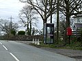 Roadside telephone and post boxes - geograph.org.uk - 152660.jpg