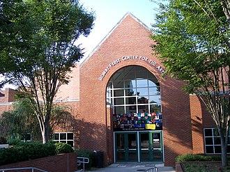 Georgia Tech main campus - Robert Ferst Center for the Arts