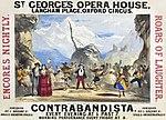Robert Jacob Hamerton - Poster for F. C. Burnand and Arthur Sullivan's The Contrabandista.jpg