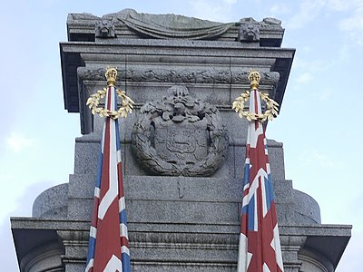 Rochdale Cenotaph - view from southwest 01 (cropped).jpg