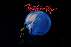 Rock in Rio Madrid, 2012.