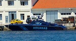 Spanish Tax Agency - Ship of the AEAT