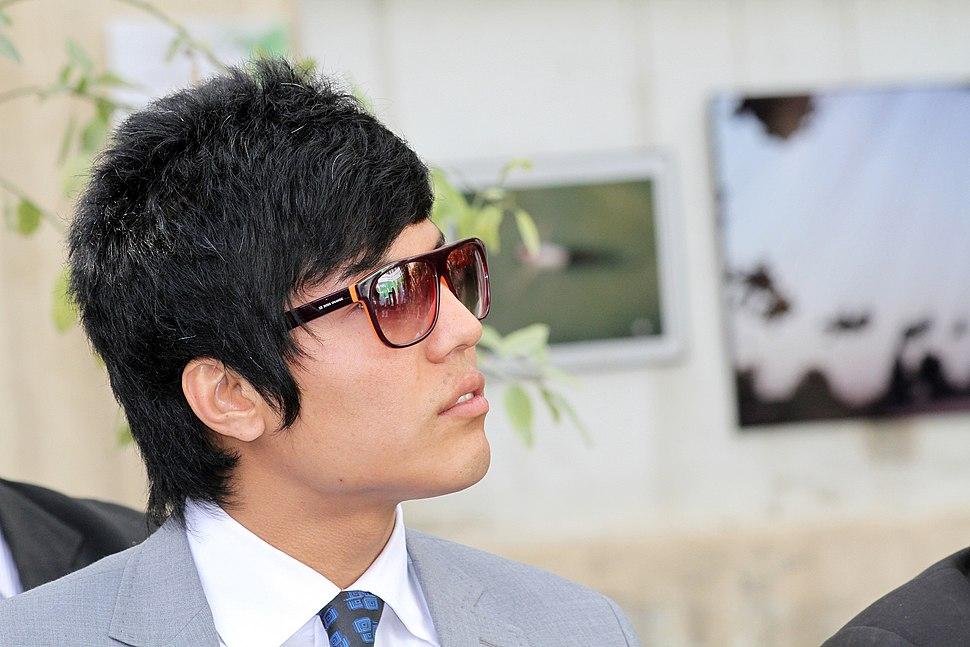 Rohullah Nikpai in 2012.jpg