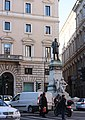 Rom, das Denkmal für Marco Minghetti.JPG