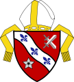 Roman Catholic Diocese of Dallas.svg