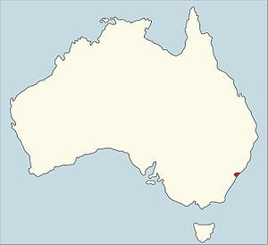 Roman Catholic Archdiocese of Sydney - Image: Roman Catholic Diocese of Sydney in Australia