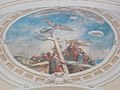Roman Catholic parish church. 18th C. painting. - Cegléd, Hungary.JPG
