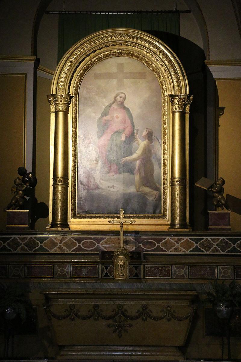 Rome, Chiesa di San Lorenzo in Damaso 009.JPG