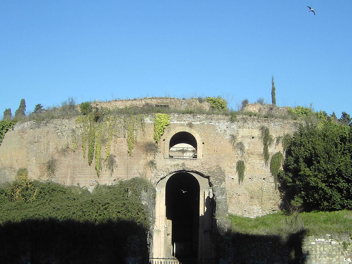 Mausoleo de augusto wikipedia la enciclopedia libre for Augusto roma