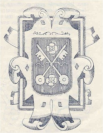 Reus - Coat of arms, 1567