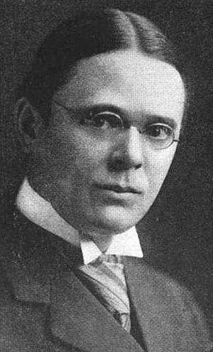 Roscoe Pound - Image: Roscoe Pound ca 1916