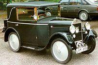 Rosengart LR2 4HP 1928