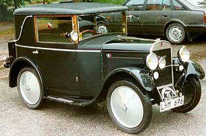 Lucien Rosengart - Rosengart LR4 1928