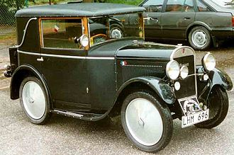 Automobiles L. Rosengart - Rosengart LR4 1928