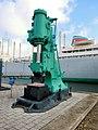 Rostock Schifffahrtsmuseum Dampfhammer 2011-10-12.jpg