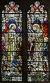 Rotherfield, St Denys church, Stained glass window (39348707510).jpg