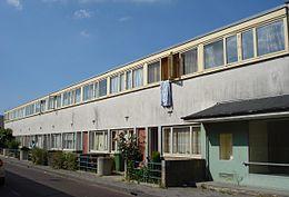 Rijtjeshuis Wikipedia
