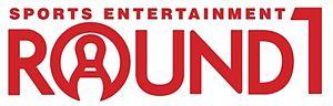 Round One Entertainment - Image: Round 1 logo mark