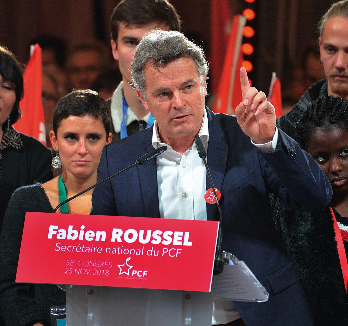 Fabien Roussel a deux maisons.