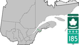 Quebec Route 185