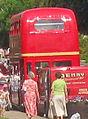Routemaster in Linby, Nottinghamshire, 26 June 2011.jpg