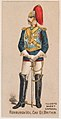 Roxburgh Volunteer Cavalry, Great Britain, from the Military Series (N224) issued by Kinney Tobacco Company to promote Sweet Caporal Cigarettes MET DPB874235.jpg