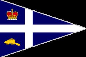 Royal Canadian Yacht Club - Image: Royal Canadian Yacht Club Burgee