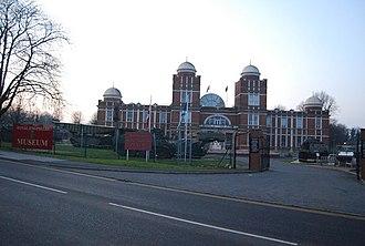 Brompton, Kent - Image: Royal Engineers Museum, Prince Arthur Rd, Gillingham (2) geograph.org.uk 1148711