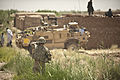 Royal Engineers complete construction of Afghan Local Police station in Helmand capital 110724-N-TH989-149.jpg