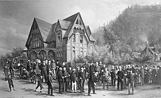 Canadian Open (golf) - The Royal Montreal Golf Club, host of the first Canadian Open in 1904.