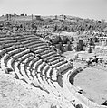 Ruïne van een theater uit de Romeinse tijd, Bestanddeelnr 255-2596.jpg