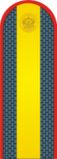 Russian police master sergeant