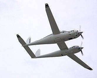 Rutan Boomerang - Image: Rutan Model 202 Boomerang