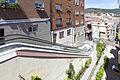 Rutes Històriques a Horta-Guinardó-escales murtra 03.jpg