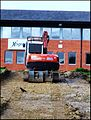 Ryeford, Gloucestershire ... digger and a crow. - Flickr - BazzaDaRambler.jpg
