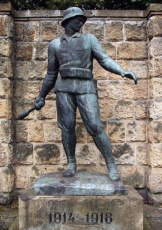 Sárospatak - Sárospatak - World War I memorial