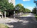 Sídliště Háje, park mezi Mendelovou a Horčičkovou.jpg