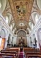 S.Gregorio Magno interno chiesa.jpg
