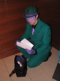 SDCC13 - The Riddler stumped (9345229493).jpg