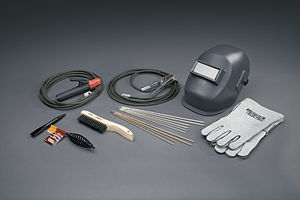 Shielded metal arc welding - Various accessories for SMAW