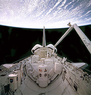 STS-66 human spaceflight