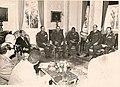Saad el-Shazly at إجتماع رؤساء الأركان العرب 24-11-71 2.jpg